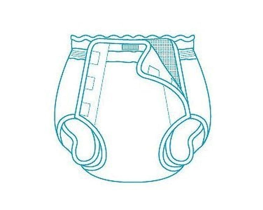 バスト青写真ガイダンスパンツ型おむつカバー/18-11003 Lサイズ