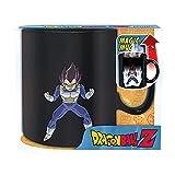Kingam-Dragon Ball-Heat Change Mug – Vegeta