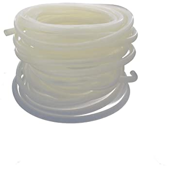 Fluid Handling 1Pcs Othmro Clear Silicone Tube-12mm ID x 16mm OD Flexible Transparent Air Hose Connecting Tubing Water Oil 5m Pipe Good for Pump Transfer