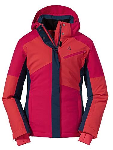 Schöffel Mädchen Ski Wannenkopf Jacke, Virtual pink, 176