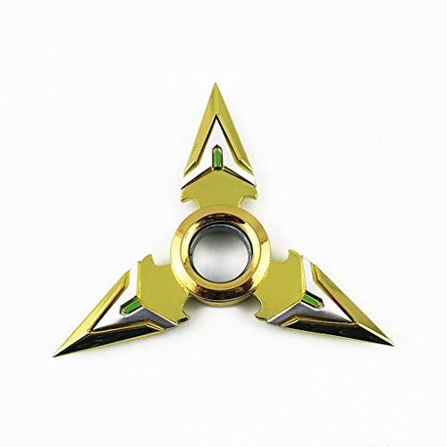 OW Genji Weapon Model Figure No Blade (Golden)