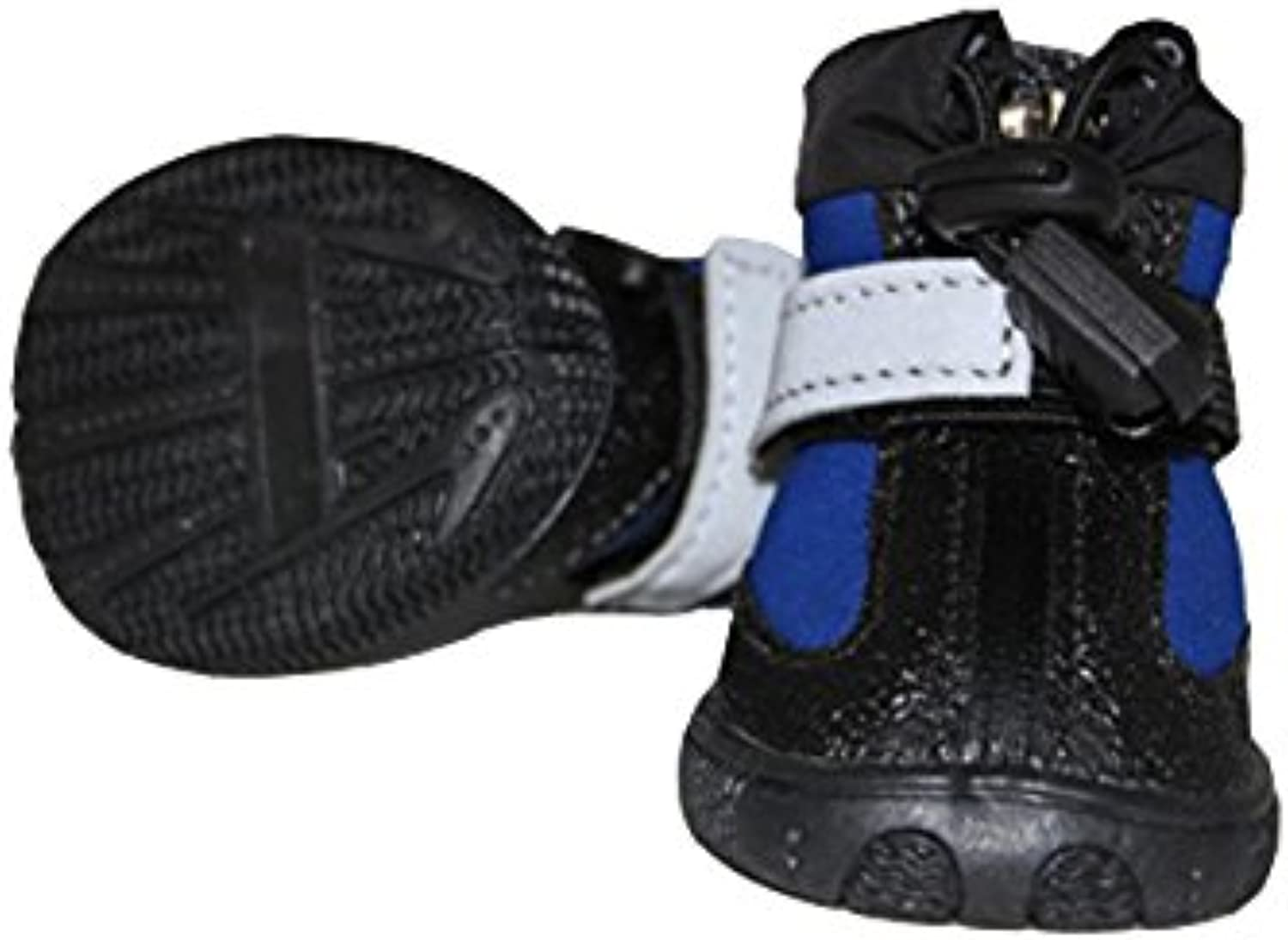 All Weather Boots bluee and Black (Size 7)