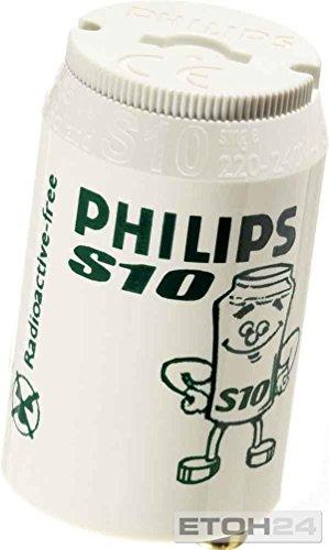 Philips m286352–Starter Leuchtstofflampe S-104–65W, 1 Packung mit 25 Stück