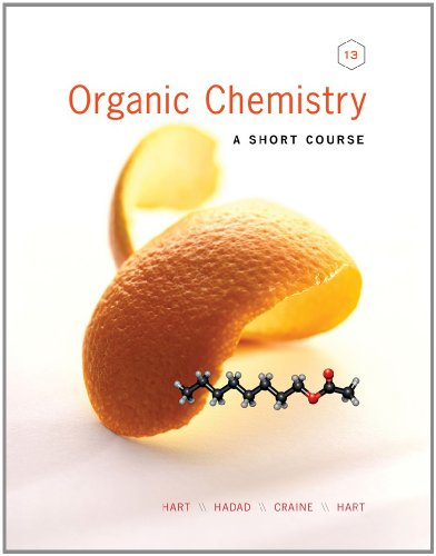 Bundle: Organic Chemistry: A Short Course, 13th + OWL with Youbook (24 months) and Student Solutions Manual Printed Acce