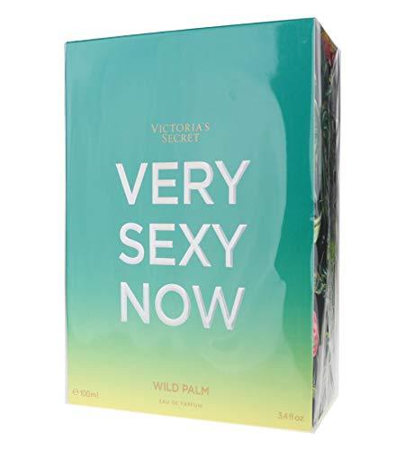 Very Sexy Now Wild Palm by Victoria's Secret Eau De Parfum Spray 3.4 oz / 100 ml (Women)