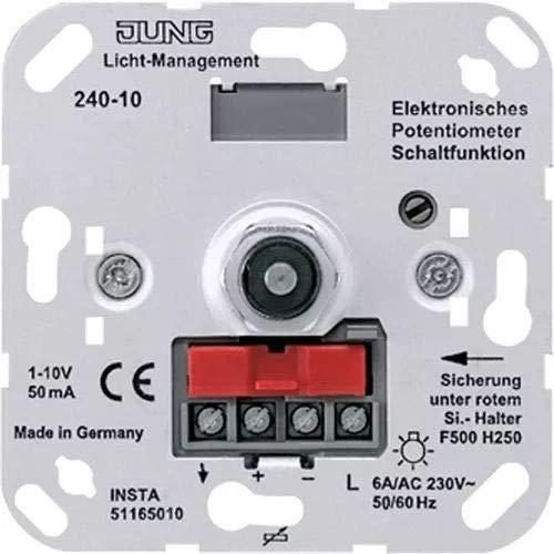 Jung 240-10 Elektronisches Potentiometer zur Regelung