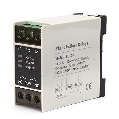 CENPEN 220-440V AC Fase Secuencia Protector, Mini 3-Secuencia de Fase relé Protector de la Fase de la tensión de relés de protección