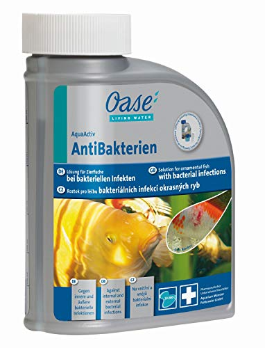 OASE 50568 AquaActiv AntiBakterien 500 ml