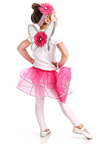 Little Adventures Drawstring Backpack Hero Sets (Fairy)