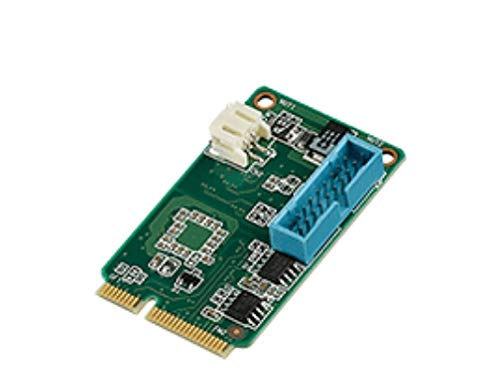 (DMC Taiwan) Circuit Module, EMIO-200U3,2-Ch,USB3.0 Module,Full-Size