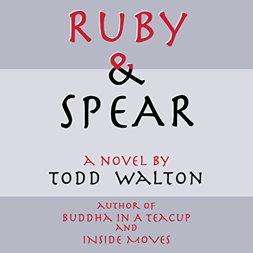 Ruby & Spear audiobook cover art