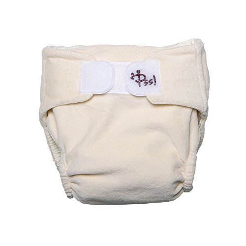 Pss! NATURE Culotte couvre-couche 100% Coton Bio - Made in Italy