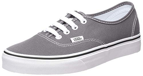 Vans Unisex-Erwachsene AUTHENTIC Sneakers, Grau (Grau (Pewter/Black), 43 EU