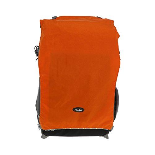 Rollei Traveler Fotorucksack Canyon XL Orange