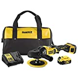 DEWALT DCM849B 20V MAX XR 7 in (180mm) Cordless Variable Speed Rotary Polisher (Tool Only)