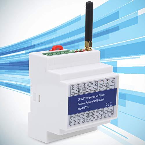 Alerta de temperatura, alarma de temperatura recargable electrónica, para el hogar al aire libre