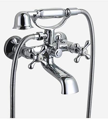 Wasserhahn für Badewanne Vintage