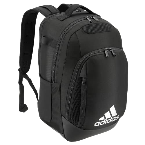 adidas Unisex 5-Star Team Backpack, Black, ONE SIZE