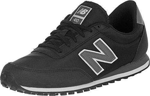 New Balance, Unisex-Erwachsene Sneaker, schwarz/grau, 43 EU (9 UK)