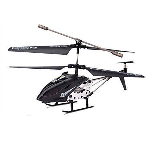 Lihgfw RC, 3.5 Channel, Robusto Materiale della Lega, giroscopio stabilizzatore e Il più Alto e Bassa velocità, Drone Multi-Protezione for i Bambini e Principianti a Giocare a Black