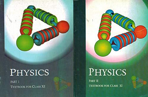 COMBO PACK NCERT TEXTBOOK FOR CLASS XI PHYSICS ( PART-1,PART-2)
