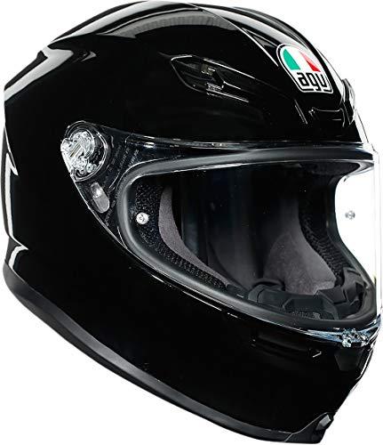 AGV K6 quiet helmet