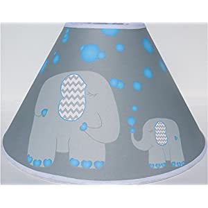 Elephant Lamp Shade Elephant Nursery Decor