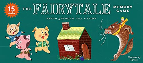 The Fairytale Memory Game: Match...