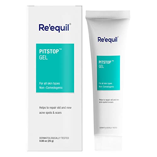 RE' EQUIL Pitstop Gel for Acne Scars Removal and Acne Pits Removal - 30g