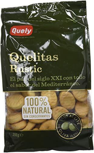Quely Quelitas Rustic 350 g Pack de 7