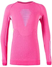 UYN Visyon Camiseta Interior térmica, Unisex niños