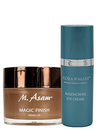 M. Asam® Magic Finish 30ml + Flora Mare Augencreme 30ml
