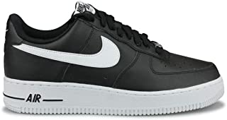 Nike air force 1 high '07 scarpe da ginnastica, uomo, nero, 44 amazon shoes neri