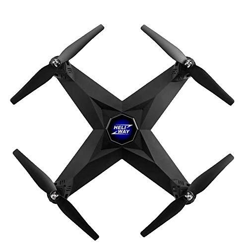 ZTBXQ Fotocamera Ultraleggera e Portatile Drone Pieghevole WiFi FPVHD Camera Ideale per i Principianti con Mantenimento in Quota Traiettoria Volo 3D Inversione modalità