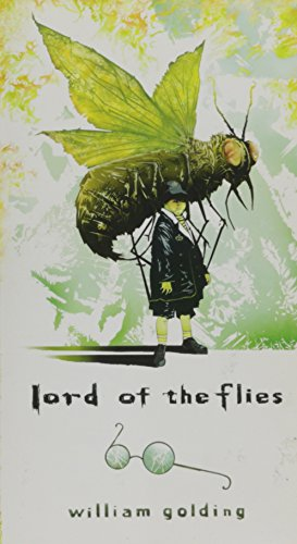 """"""" Lord of the Flies """" by William Golding (Macmi... 0333404106 Book Cover"""