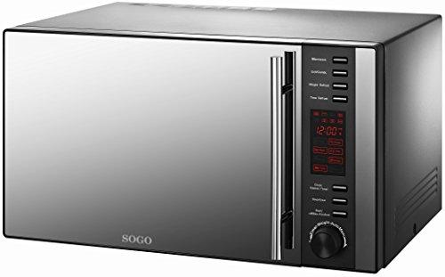 Grill microonde–Digitale–25L–1000W