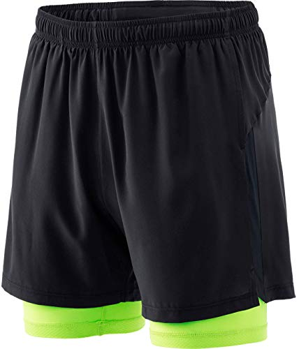 TSLA Men's Active Running Shorts...