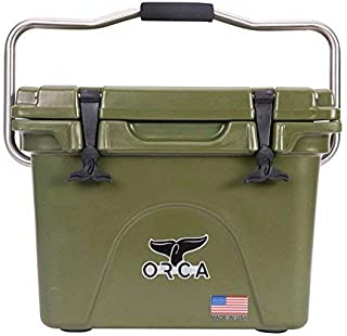 Outdoor Recreational Company of America Cooler with Lid & Bottom