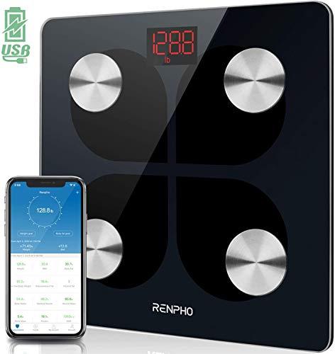 RENPHO Balance Connectée Bluetooth