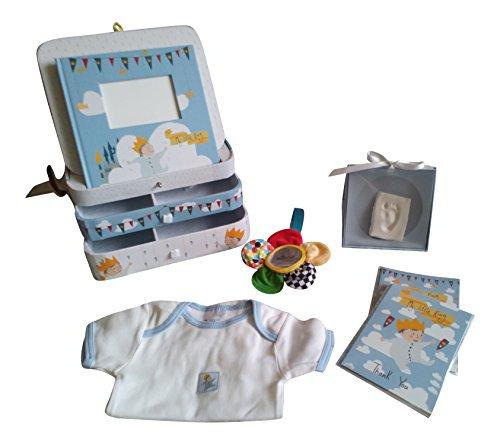 Boîte Souvenir et cadeau pour bébé - Mon Little King Hamper