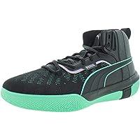 PUMA Mens Legacy Dark Mode Basketball Shoes