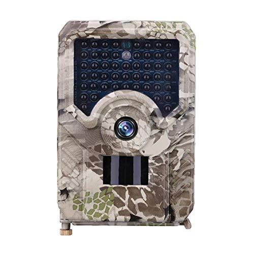 Wildkamera, Nacht-Erkennung, Spielkamera, Fallenkamera für Wildbeobachtung, Jagd, Tarnung, Outdoor-Zubehör