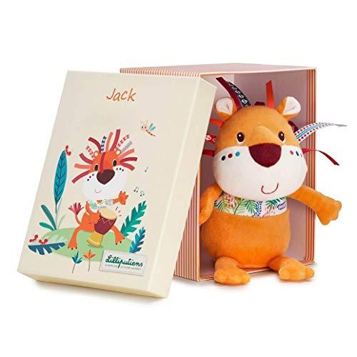 LILLIPUTIENS L-83085 - Jack Peluche Amoroso (Producto para bebé)