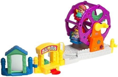 Fisher Price - Riesenrad Mit ZWeißFiguren Kinder Spielzeug B7553
