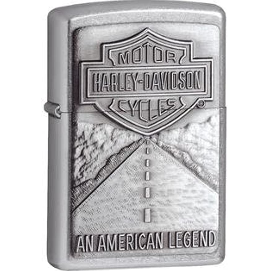 Personalized Zippo Harley-Davidson American Legend Wind Proof Oil Lighter Free Engraving. (10928)