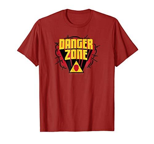 Archer Danger Zone T Shirt
