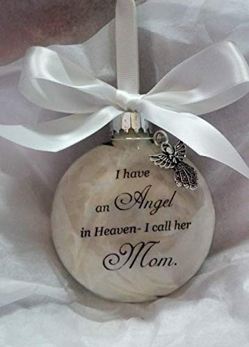 Memorial Christmas Ornament Sympathy Gift