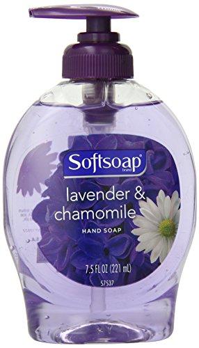 Softsoap Liquid Hand Soap, Lavender & Chamomile - 7.5 fluid ounce