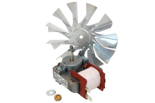 Homark Cuisinière Smeg White Westinghouse Ventilateur de refroidissement moteur. Véritable numéro de pièce 699250019