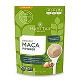 Navitas Organics Maca Powder, 4 oz. Bag, 23 Servings — Organic, Non-GMO, Low Temp-Dried, Gluten-Free